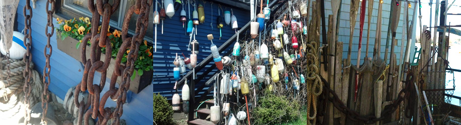 Anchors and Buoys