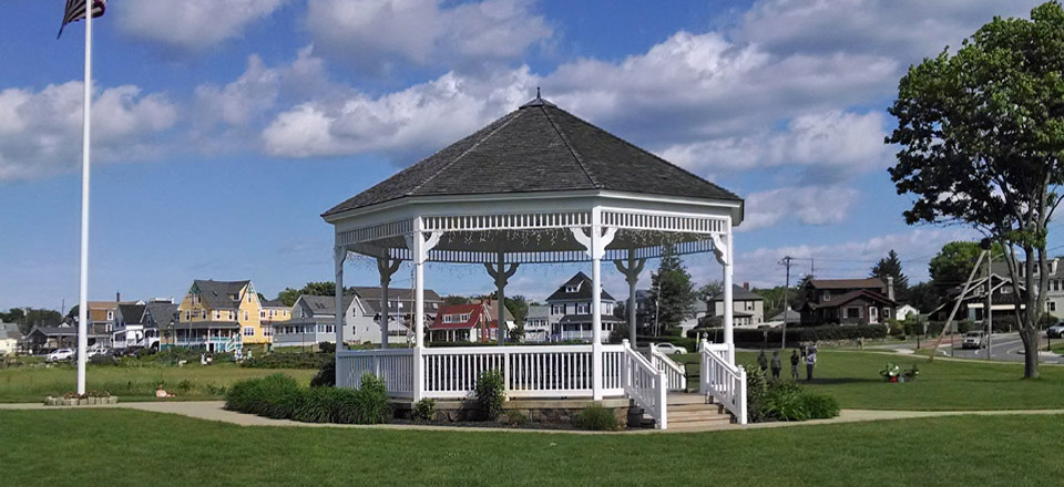 York Beach Gazebo