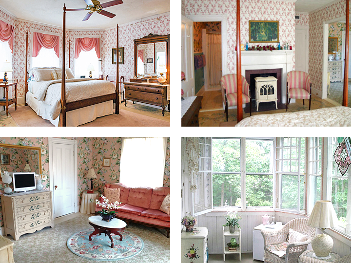 York Harbor Suite Collage