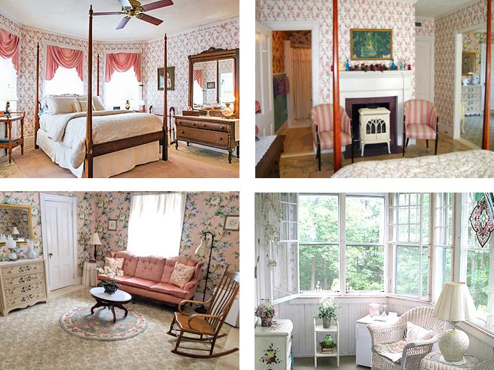 York Harbor Suite Collage